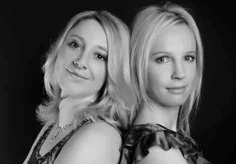 Nina Friede und Elisabeth Modin